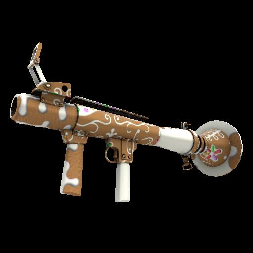Gingerbread Winner Rocket Launcher