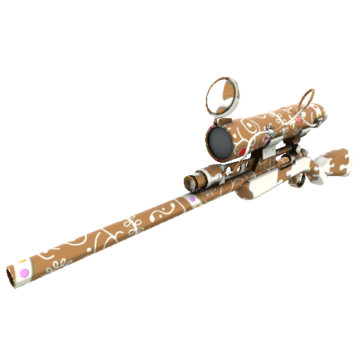 Gingerbread Winner Sniper Rifle