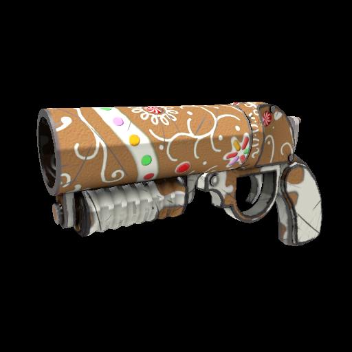 Gingerbread Winner Scorch Shot