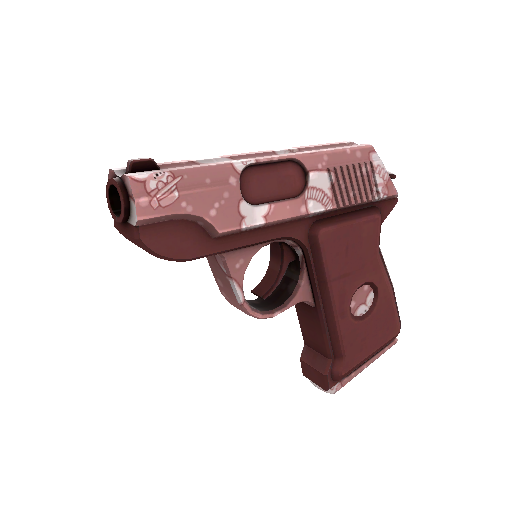 Seriously Snowed Pistol