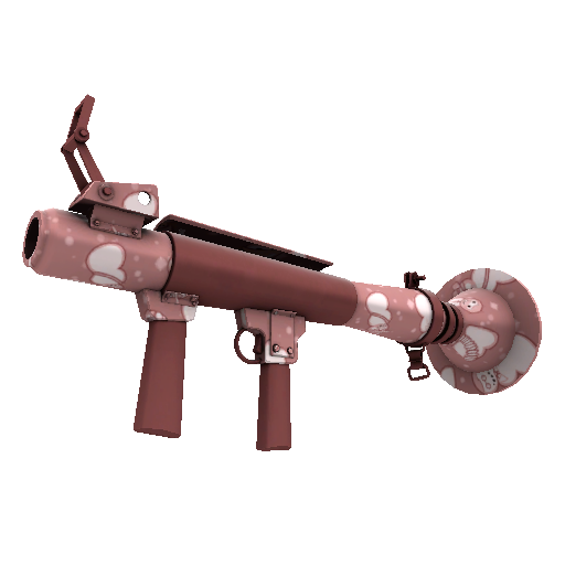 Seriously Snowed Rocket Launcher