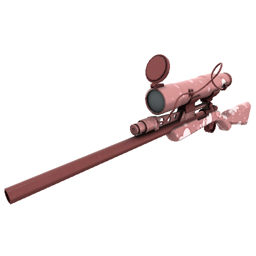 Seriously Snowed Sniper Rifle