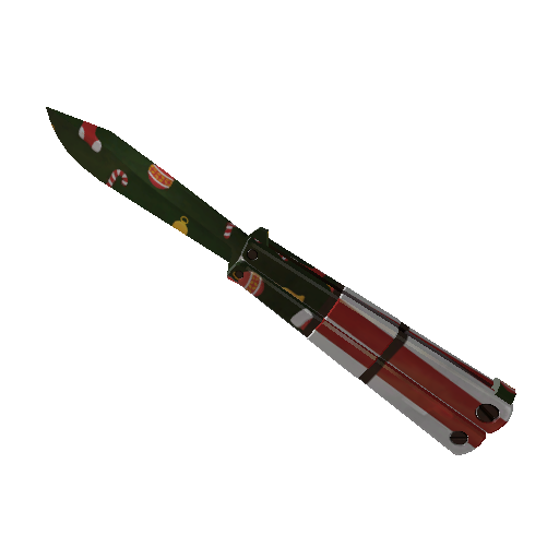 Smissmas Village Knife
