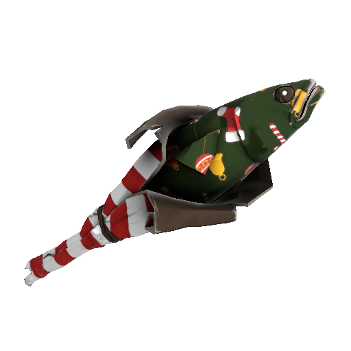 Smissmas Village Holy Mackerel