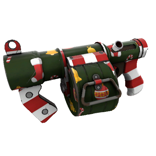 Smissmas Village Stickybomb Launcher