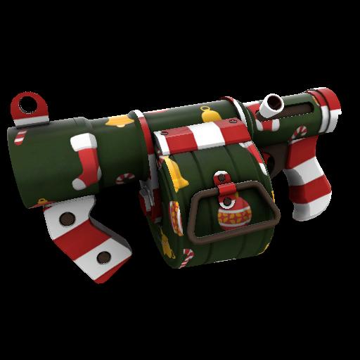 Smissmas Village Stickybomb Launcher