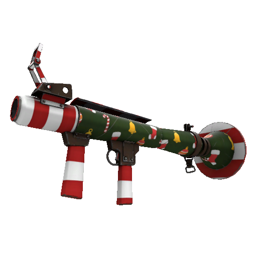 Smissmas Village Rocket Launcher