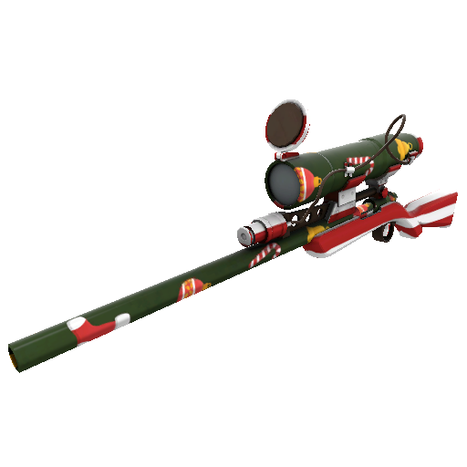 Smissmas Village Sniper Rifle
