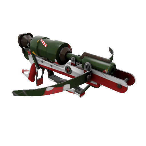 Smissmas Village Crusaders Crossbow Crusader