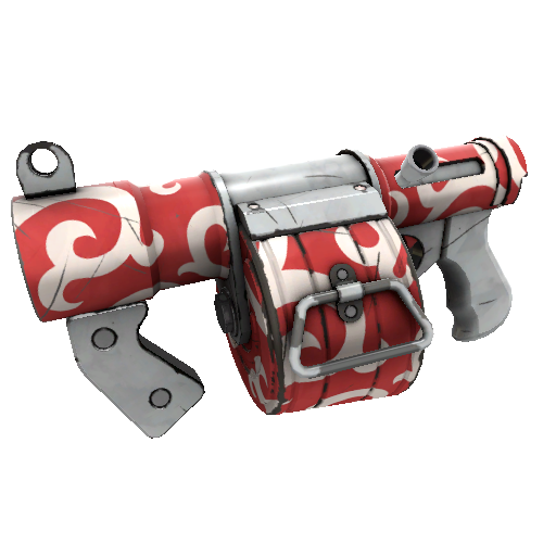 Frost Ornamented Stickybomb Launcher