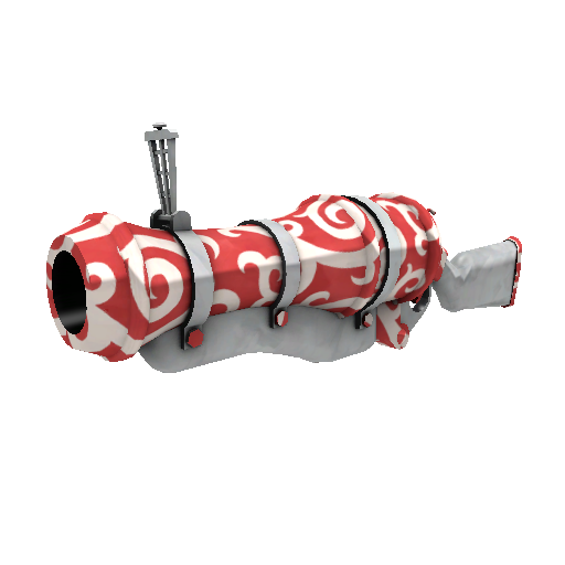 Frost Ornamented Loose Cannon