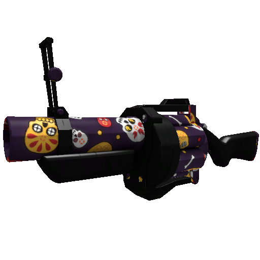 Calavera Canvas Grenade Launcher