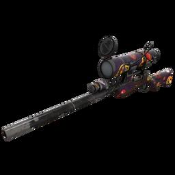 Calavera Canvas Sniper Rifle (Battle Scarred)
