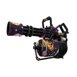 Calavera Canvas Minigun (Field-Tested)