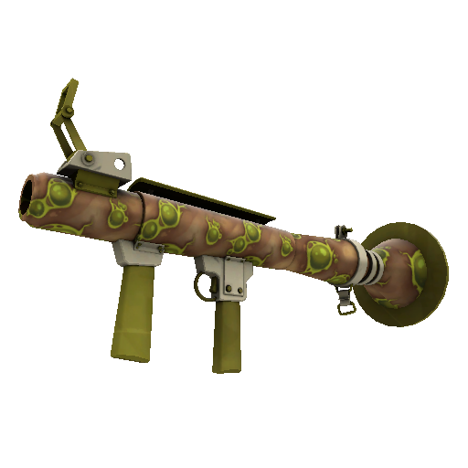 Tumor Toasted Rocket Launcher
