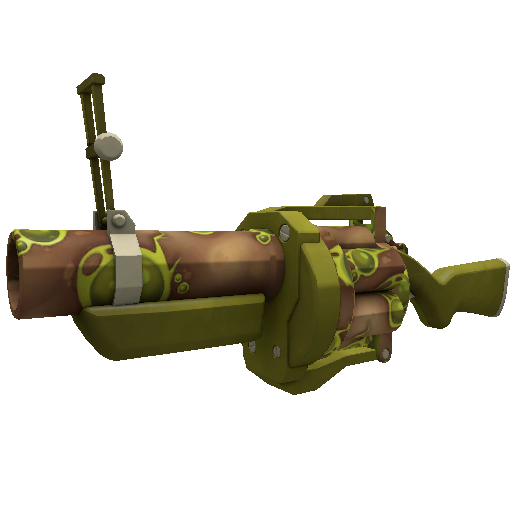 Tumor Toasted Grenade Launcher