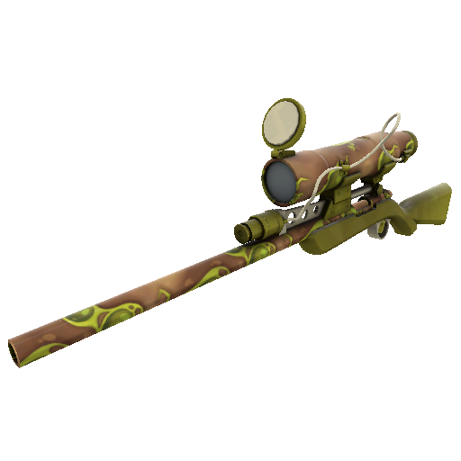 Tumor Toasted Sniper Rifle
