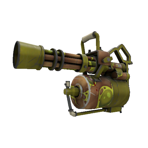 Tumor Toasted Minigun