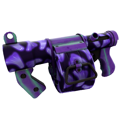 Ghost Town Stickybomb Launcher
