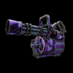 Ghost Town Minigun (Battle Scarred)