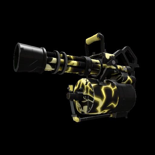 Electroshocked Minigun