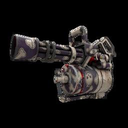 Totally Boned Minigun (Battle Scarred)