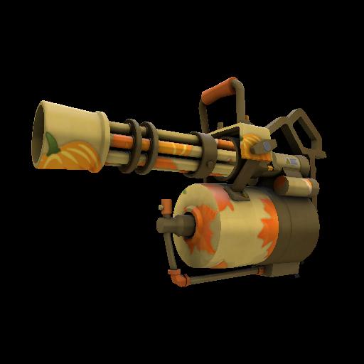 Pumpkin Pied Minigun