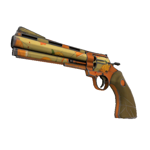Pumpkin Pied Revolver
