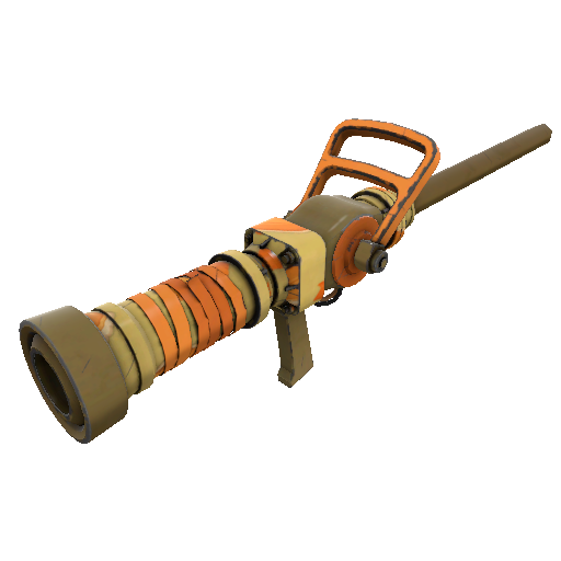 Pumpkin Pied Medi Gun