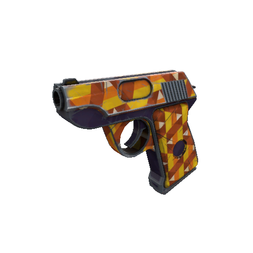 Candy Coated Pistol