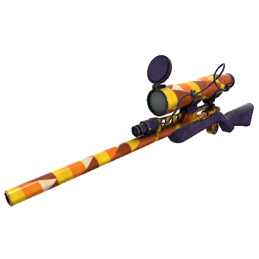 Candy Coated Sniper Rifle