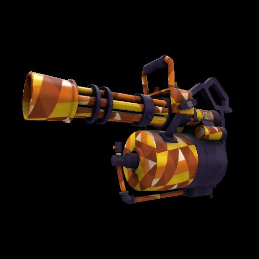 Candy Coated Minigun