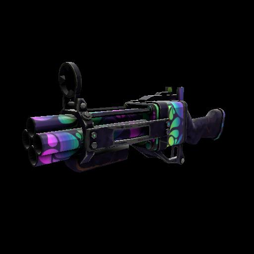 Spectrum Splattered Iron Bomber