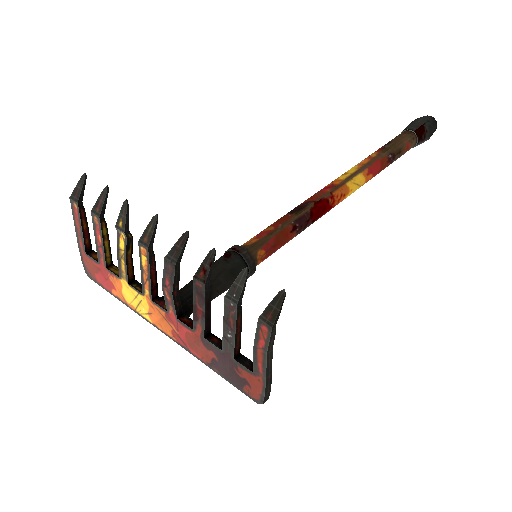 Organ-ically Hellraised Back Scratcher