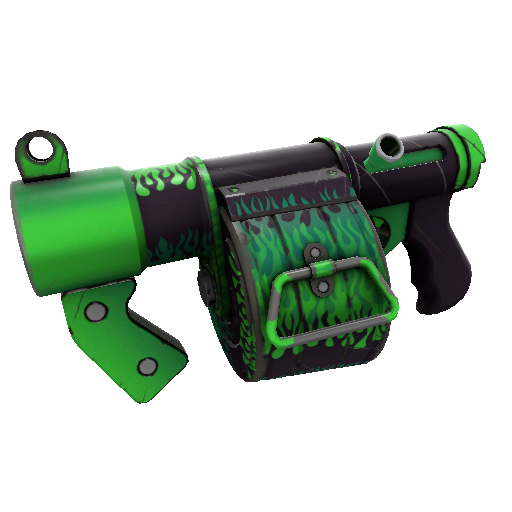 Helldriver Stickybomb Launcher