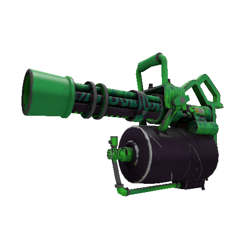 Helldriver Minigun