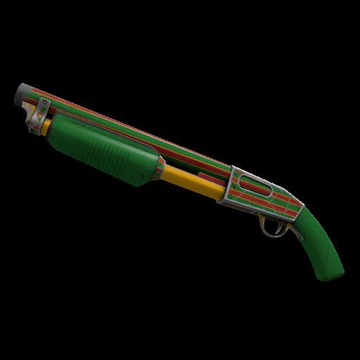 Winterland Wrapped Shotgun