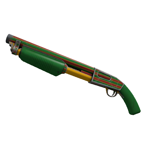 Winterland Wrapped Shotgun