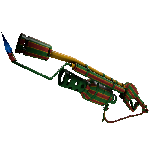 Winterland Wrapped Flame Thrower