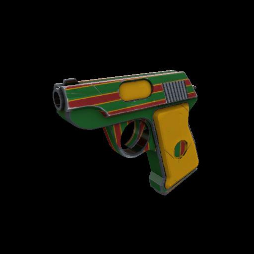 Winterland Wrapped Pistol
