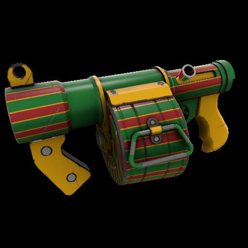 Winterland Wrapped Stickybomb Launcher