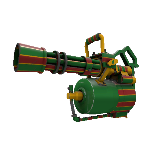 Winterland Wrapped Minigun