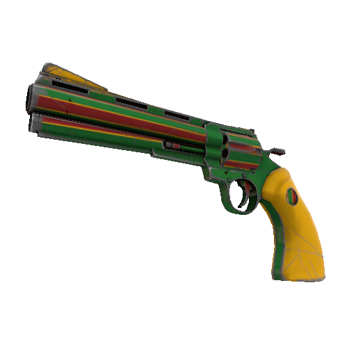 Winterland Wrapped Revolver