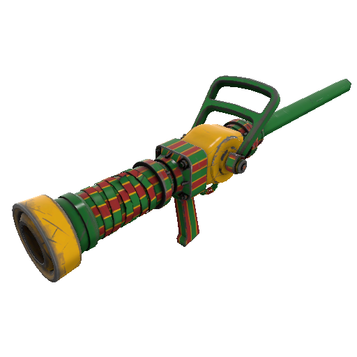 Winterland Wrapped Medi Gun