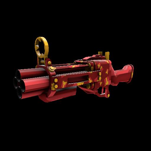 Gift Wrapped Iron Bomber