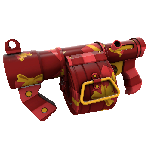 Gift Wrapped Stickybomb Launcher