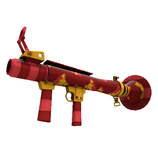 Gift Wrapped Rocket Launcher