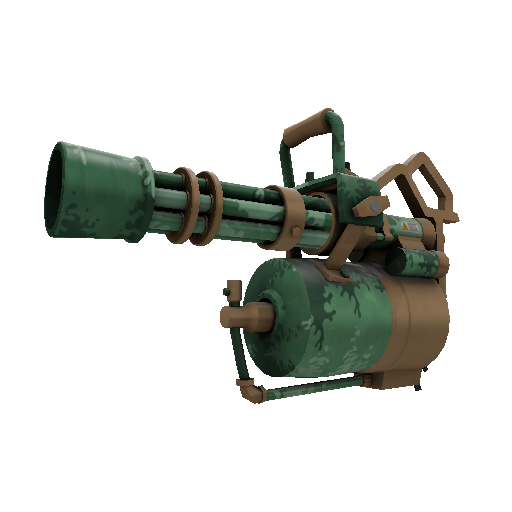 Alpine Minigun