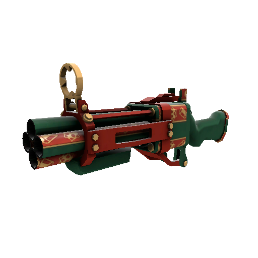 Sleighin Style Iron Bomber