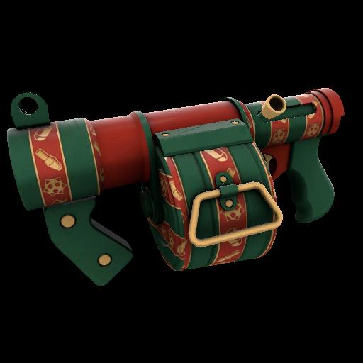 Sleighin Style Stickybomb Launcher
